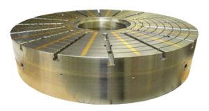 Электро-постоянные круглые магнитные патроны